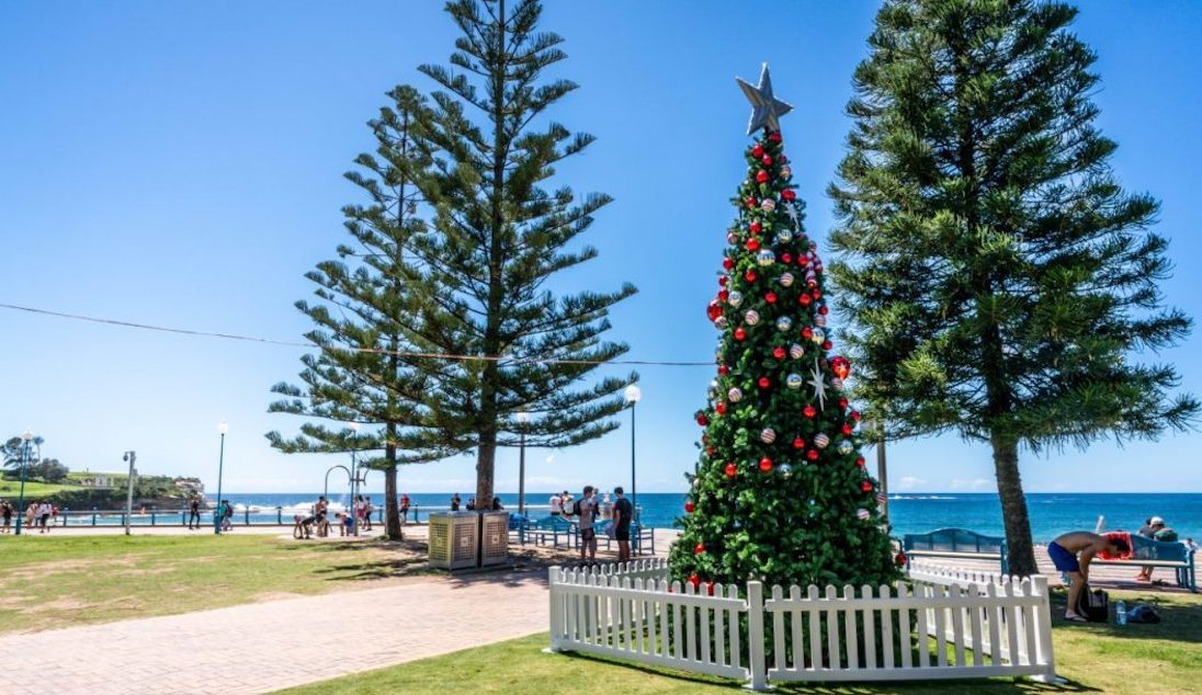 Christmas & New Year in Coogee